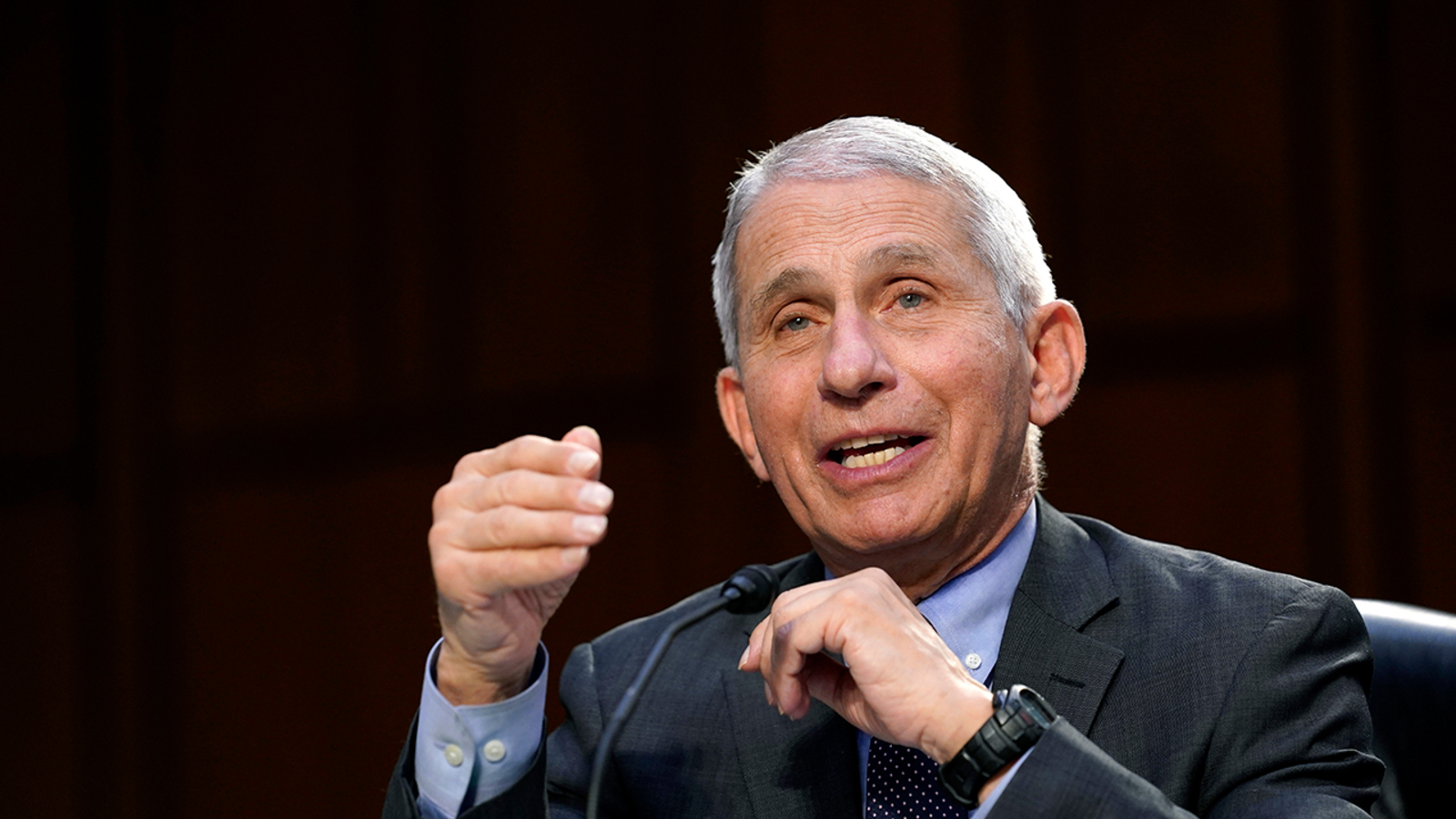 'Ample chance' for more dangerous COVID variant if more Americans aren't vaccinated, Fauci says