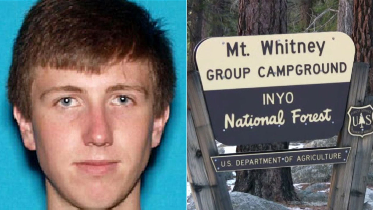 UCLA graduate student Michael David Meyers has been missing since he went hiking on Nov. 5, 2015.