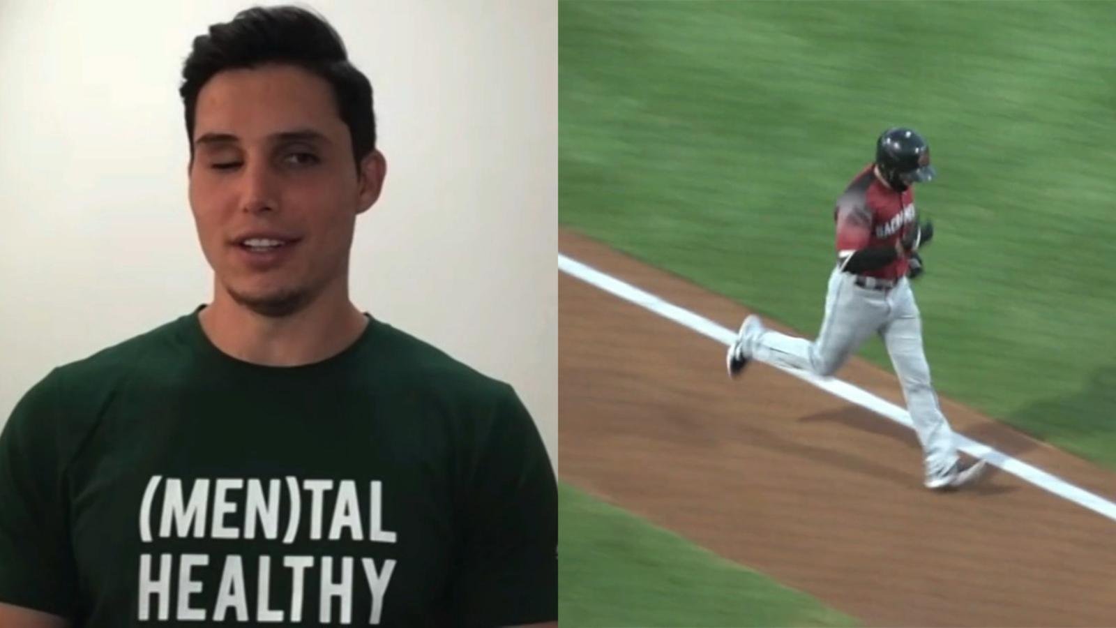 San Francisco Giants' Drew Robinson wants to 'bridge gap' between players as mental health advocate