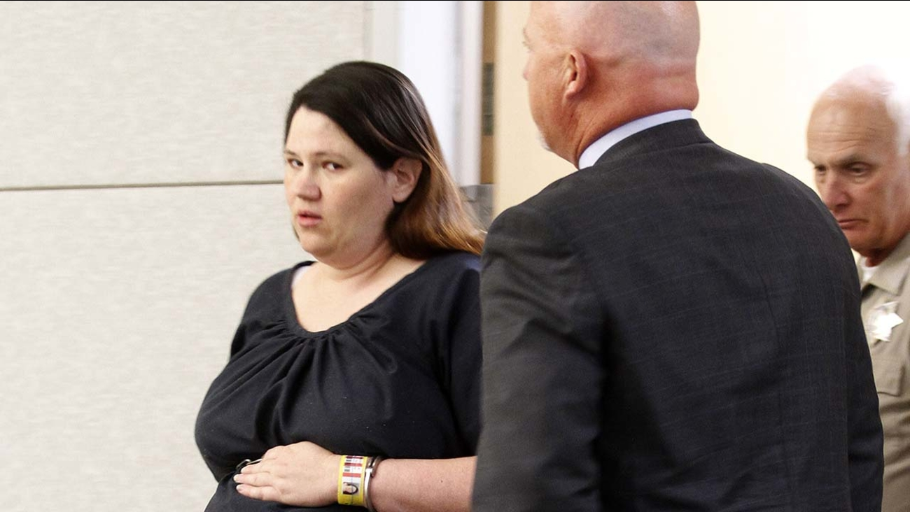 In this June 27, 2012 file photo, Dorothy Maraglino attends a hearing at San Diego County Superior Court in Vista, CA