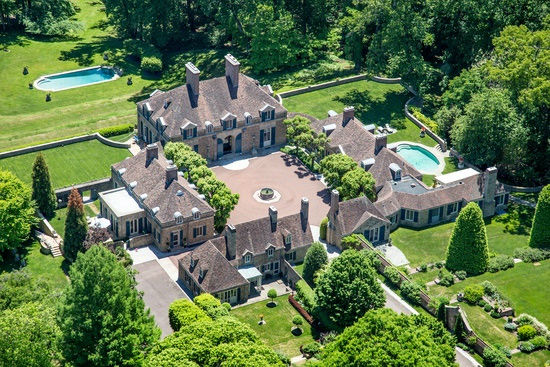 """<div class=""""meta image-caption""""><div class=""""origin-logo origin-image none""""><span>none</span></div><span class=""""caption-text"""">This $19.5 million property, Linden Hill, is located at 1543 Monk Road in Gladwyne, Pa.</span></div>"""