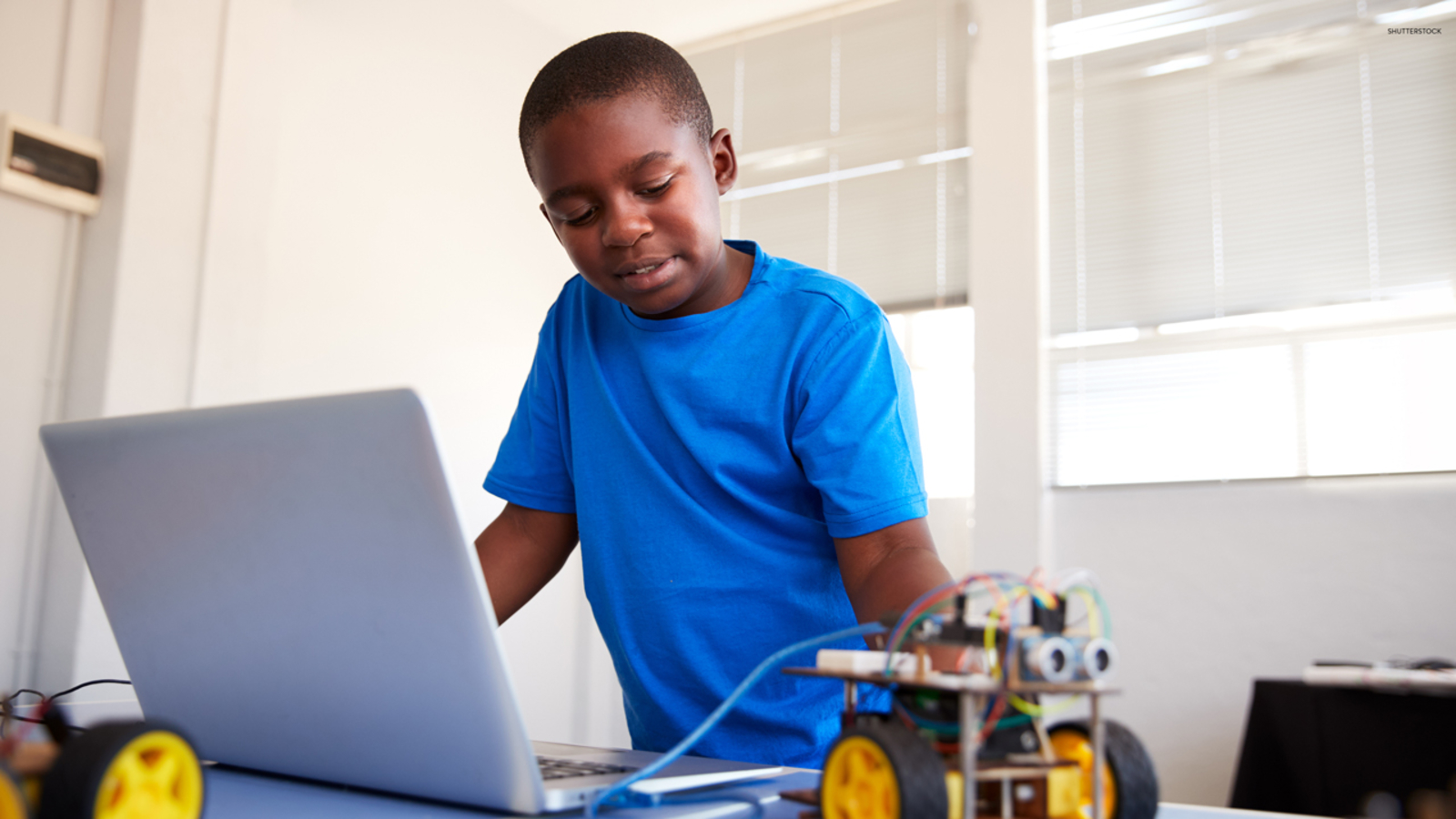"""Microsoft's """"Black Boy Joy"""" Coding Camp Hopes to Increase Diversity and Representation Within Tech Industry"""