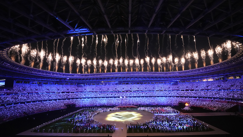 COVID-delayed Tokyo Olympic Games wrap with closing ceremony - ABC7 Chicago