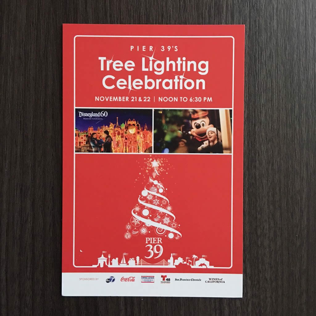 "<div class=""meta image-caption""><div class=""origin-logo origin-image none""><span>none</span></div><span class=""caption-text"">A copy of the the Pier 39 Tree Lighting schedule  on Saturday, November 21, 2015. (Photo submitted to KGO-TV by @edwinspencer/Twitter)</span></div>"