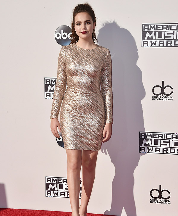 "<div class=""meta image-caption""><div class=""origin-logo origin-image ap""><span>AP</span></div><span class=""caption-text"">Bailee Madison arrives at the American Music Awards at the Microsoft Theater on Sunday, Nov. 22, 2015, in Los Angeles. (Jordan Strauss/Invision/AP)</span></div>"