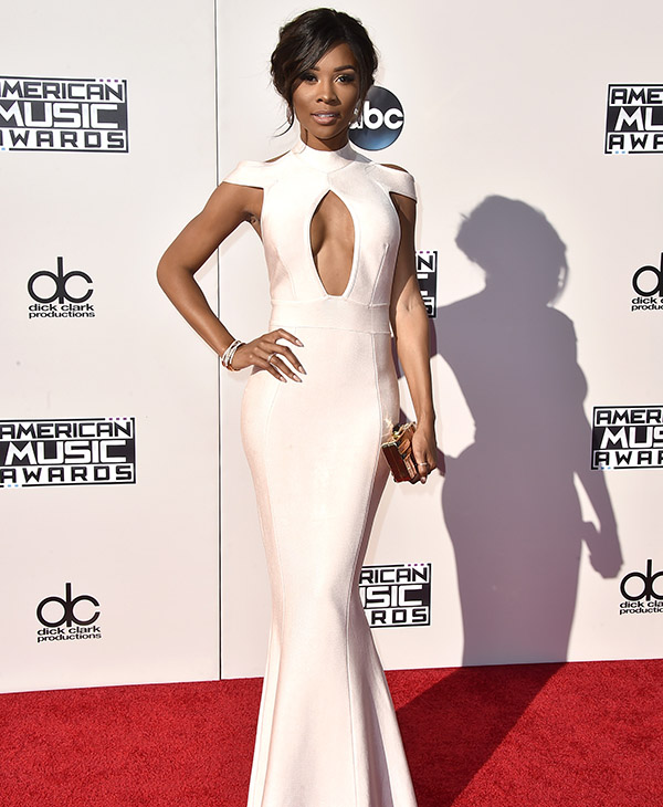"<div class=""meta image-caption""><div class=""origin-logo origin-image ap""><span>AP</span></div><span class=""caption-text"">Zuri Hall arrives at the American Music Awards at the Microsoft Theater on Sunday, Nov. 22, 2015, in Los Angeles. (Jordan Strauss/Invision/AP)</span></div>"