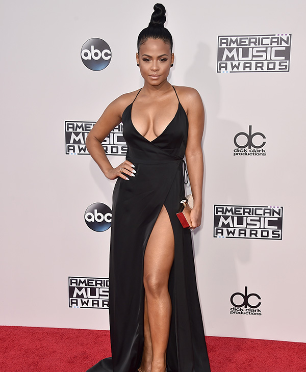 "<div class=""meta image-caption""><div class=""origin-logo origin-image ap""><span>AP</span></div><span class=""caption-text"">Christina Milian arrives at the American Music Awards at the Microsoft Theater on Sunday, Nov. 22, 2015, in Los Angeles. (Jordan Strauss/Invision/AP)</span></div>"