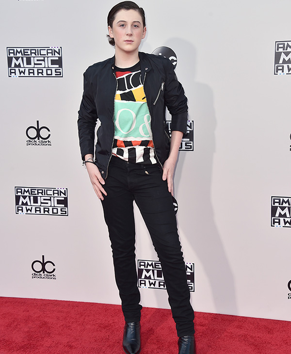 <div class='meta'><div class='origin-logo' data-origin='AP'></div><span class='caption-text' data-credit='Jordan Strauss/Invision/AP'>Trevor Moran arrives at the American Music Awards at the Microsoft Theater on Sunday, Nov. 22, 2015, in Los Angeles.</span></div>