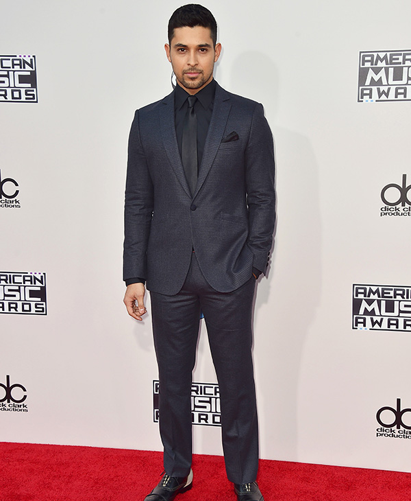 "<div class=""meta image-caption""><div class=""origin-logo origin-image ap""><span>AP</span></div><span class=""caption-text"">Wilmer Valderrama arrives at the American Music Awards at the Microsoft Theater on Sunday, Nov. 22, 2015, in Los Angeles. (Jordan Strauss/Invision/AP)</span></div>"