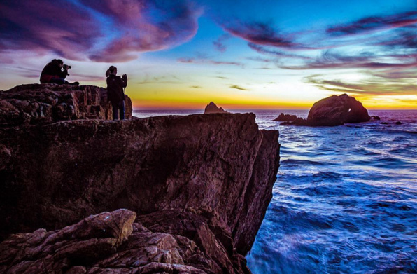 "<div class=""meta image-caption""><div class=""origin-logo origin-image none""><span>none</span></div><span class=""caption-text"">Beautiful sunset captured near Sutro Baths in San Francisco. (Photo submitted to ABC7 by tenay32 via Instagram.)</span></div>"