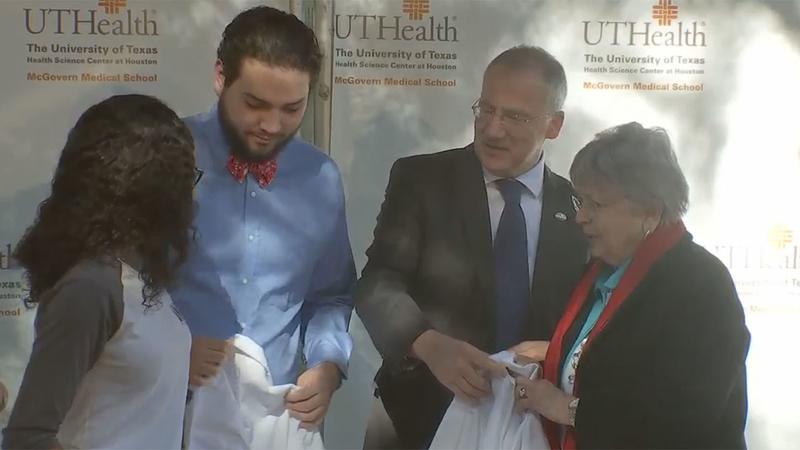UT Health medican school gets new name