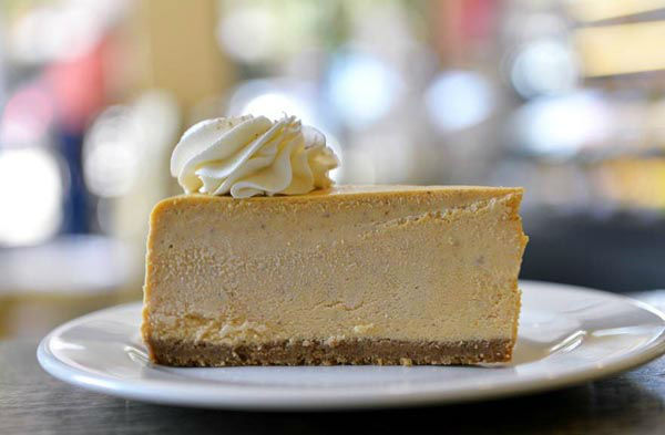 <div class='meta'><div class='origin-logo' data-origin='none'></div><span class='caption-text' data-credit=''>Ooh La La's Pumpkin Cheesecake</span></div>
