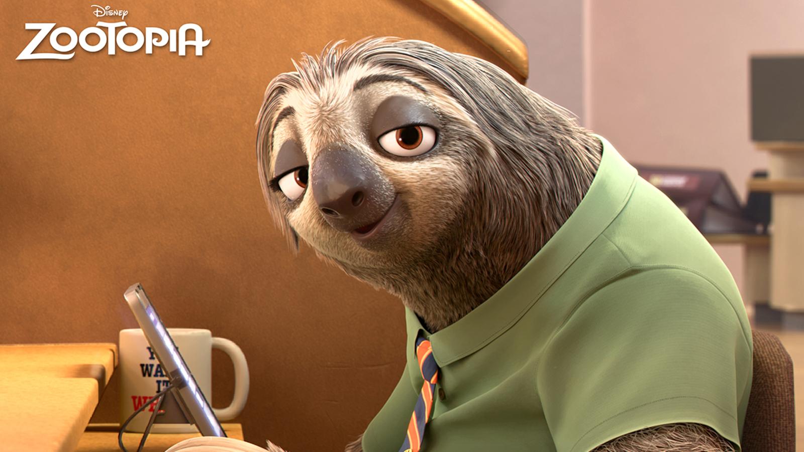 Sloths Run The Dmv In Hilarious Trailer For Disney S Zootopia 6abc Philadelphia