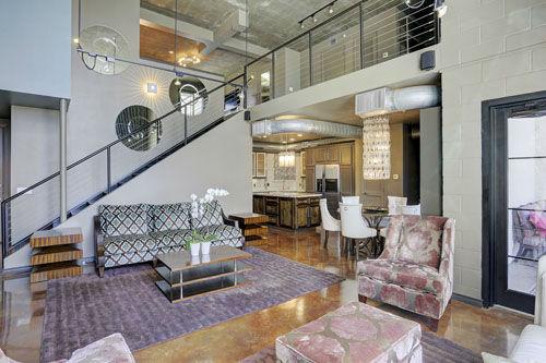 COOL SPACES: Elegant design River Oaks loft & COOL SPACES: Elegant design River Oaks loft | abc13.com
