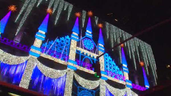 Captivating Saks Fifth Avenue Unveils Holiday Light Show, U0027Winter Palaceu0027   Abc7ny.com Amazing Pictures