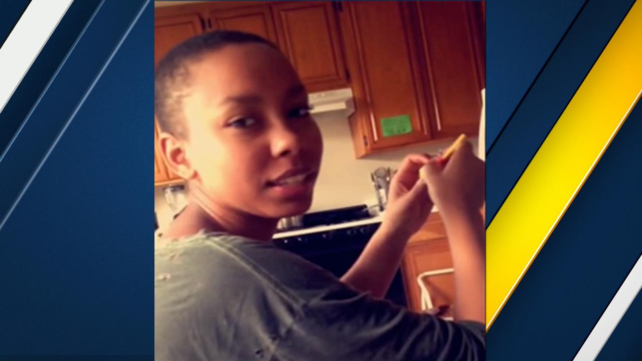Reyna Danielle Johnson-Calderon, 21, was last seen on Friday, Nov. 21, 2015.