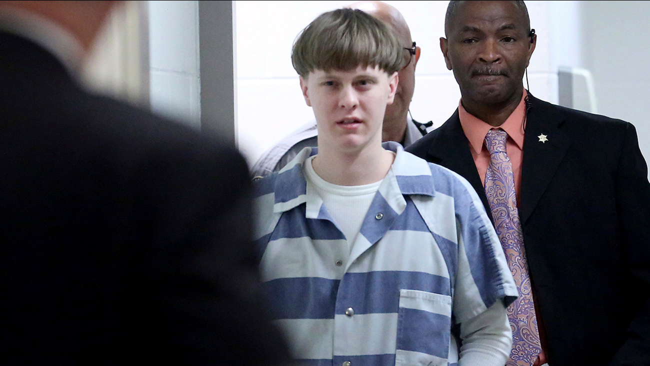 Appeals Court Upholds Charleston Church Shooter Dylann Roof's Death Sentence