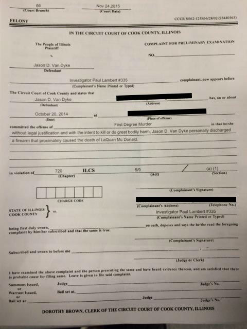 "<div class=""meta image-caption""><div class=""origin-logo origin-image none""><span>none</span></div><span class=""caption-text"">Charging documents for Chicago Police Officer Jason Van Dyke. (WLS Photo)</span></div>"