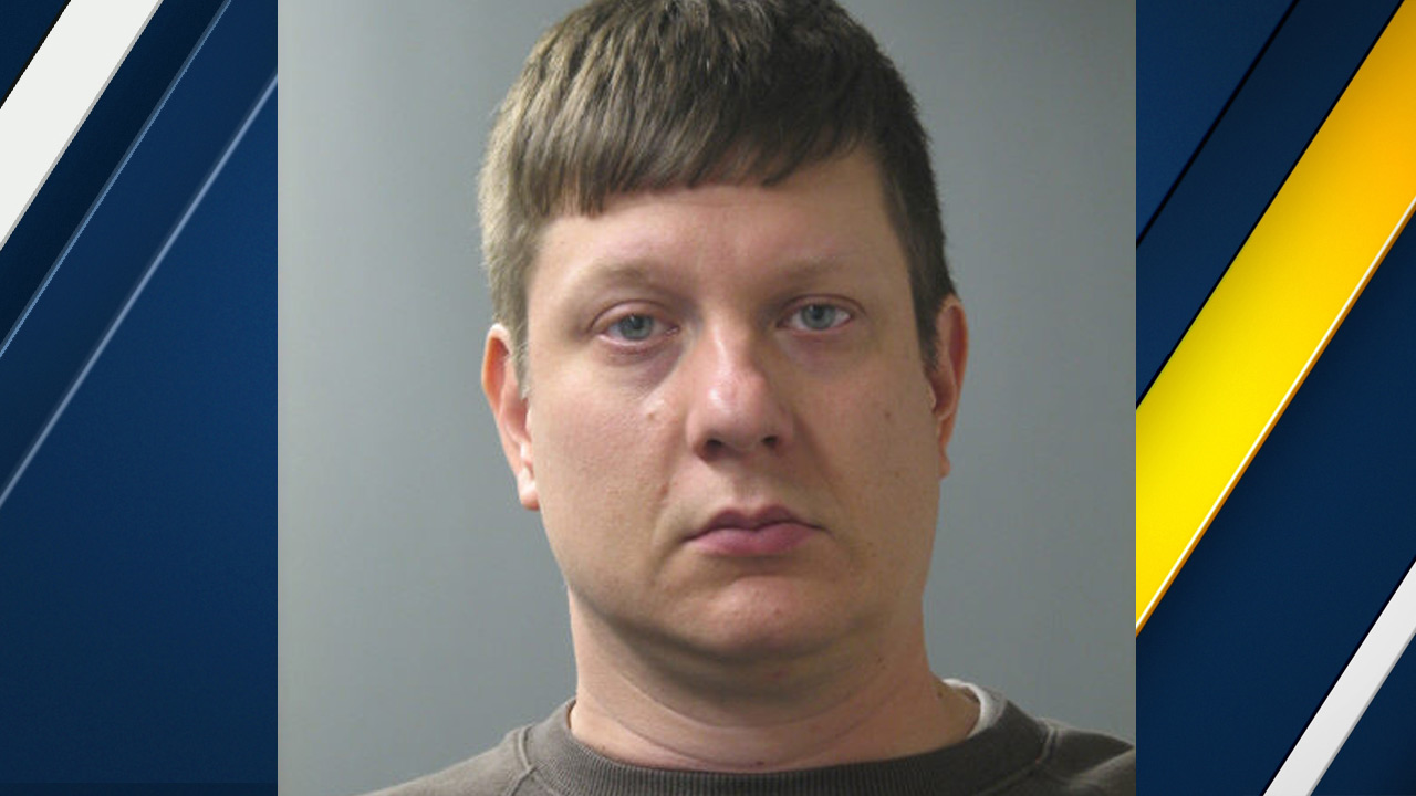 Chicago officer Jason Van Dyke is seen in a mugshot photo from the Cook County State Attorney's Office.