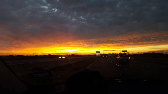 "<div class=""meta image-caption""><div class=""origin-logo origin-image none""><span>none</span></div><span class=""caption-text"">It was a beautiful sunrise over southeast Texas this morning as the sky looked like it was on fire. (Photo/iWitness Reports)</span></div>"