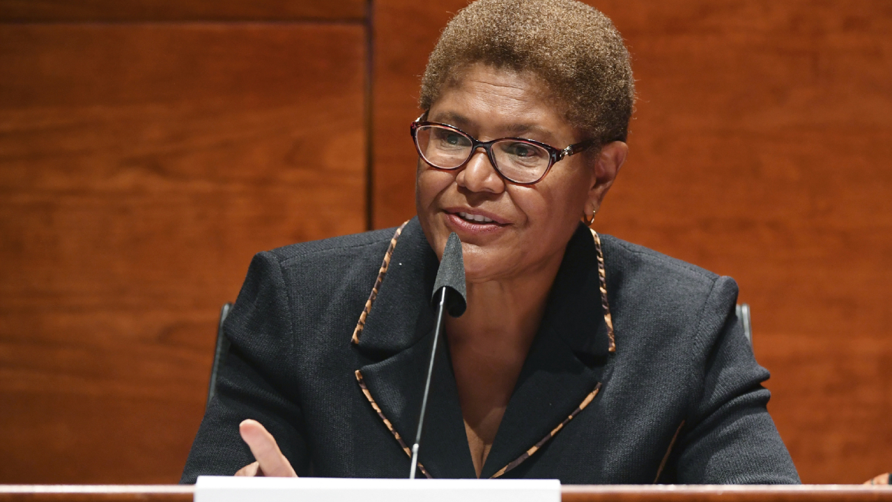 Rep. Karen Bass preparing to launch 2022 campaign for Los Angeles mayor