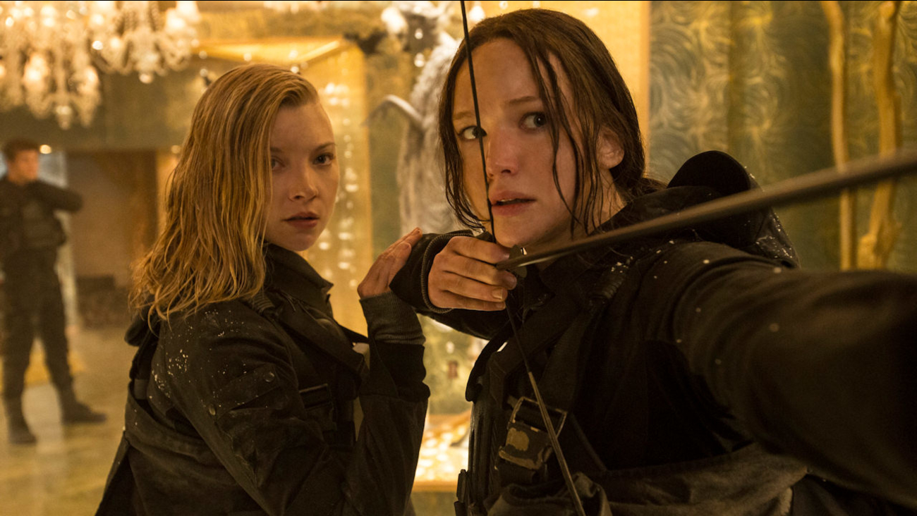 hunger games mockingjay part 2 jennifer lawrence