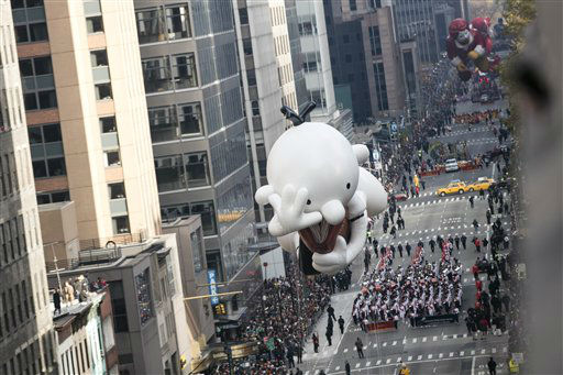 <div class='meta'><div class='origin-logo' data-origin='none'></div><span class='caption-text' data-credit='Photo/Ben Hider'>A Diary of a Wimpy Kid balloon goes down 6th Avenue. (Photo by Ben Hider/Invision/AP)</span></div>