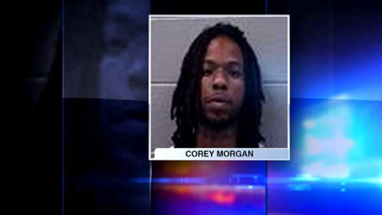 Corey Morgan, 27.