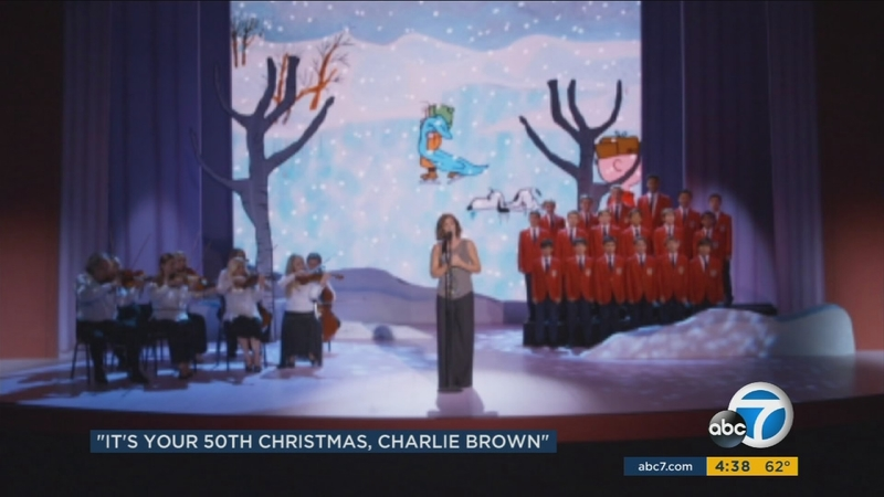 Charlie Brown Christmas 50th.50th Anniversary Of A Charlie Brown Christmas To Be Celebrated
