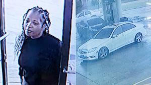 警方称休斯顿加油站枪击案可能是由车门撞上另一辆车引发的(视频)