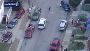 费城东北部5岁男孩被车撞后死亡