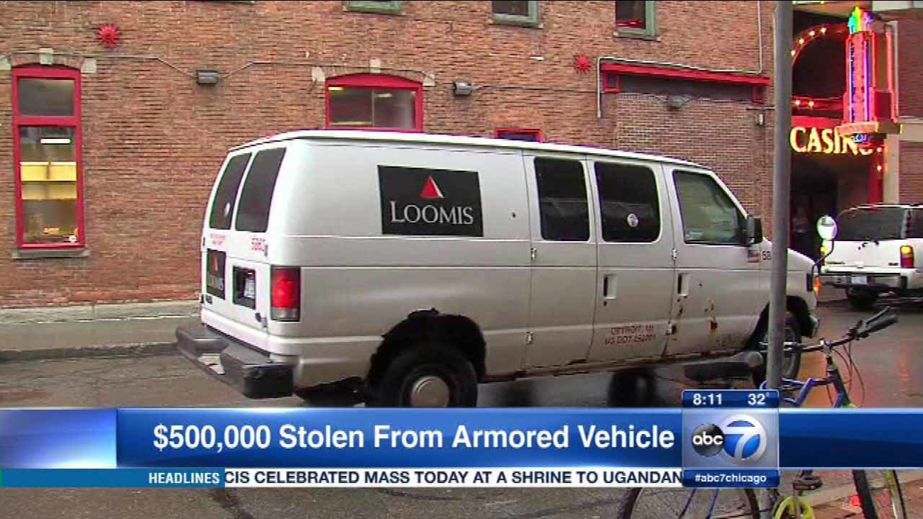 More than $500K stolen from ar...