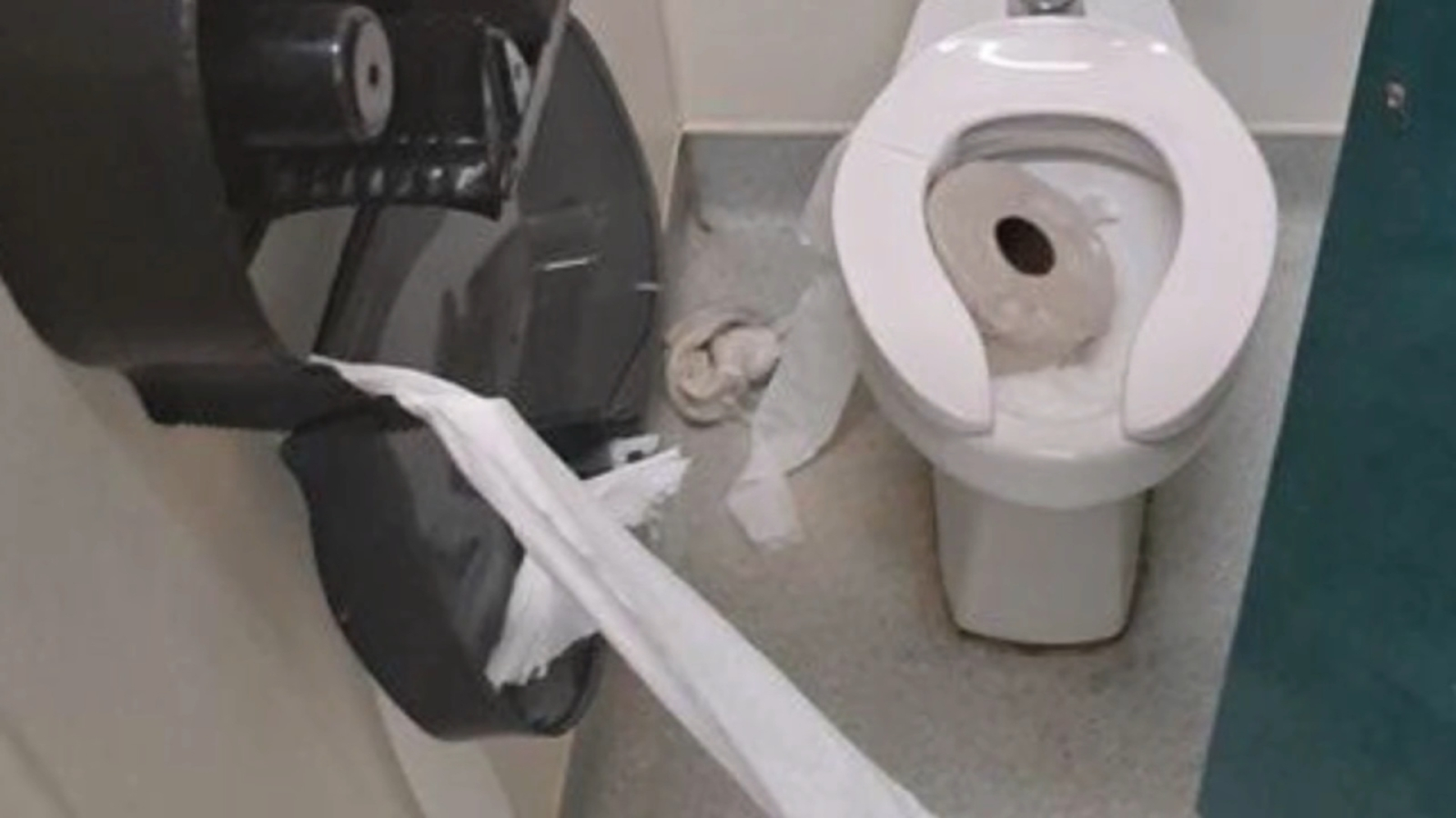 Students at multiple Bay Area schools vandalizing bathrooms after <b>TikTok</b> challenge - ABC7 ... thumbnail