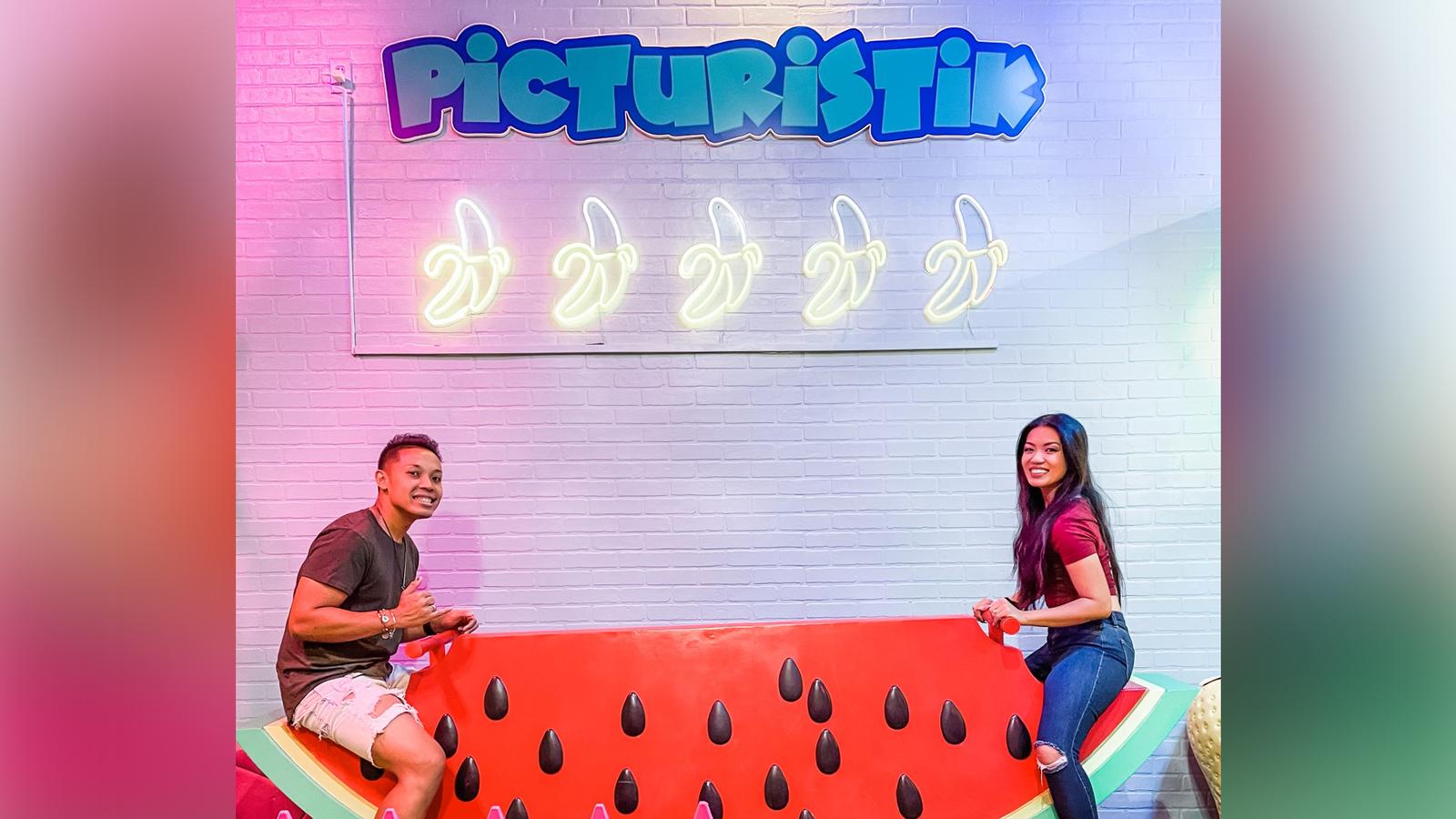 Create colorful memories at Picturistik in Burbank