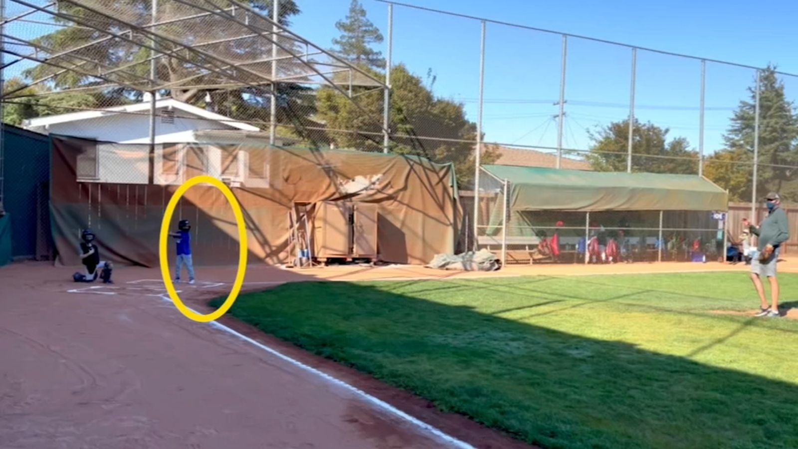 abc7news.com: Hurtful chant directed at 7-year-old Little Leaguer leads to teachable moment