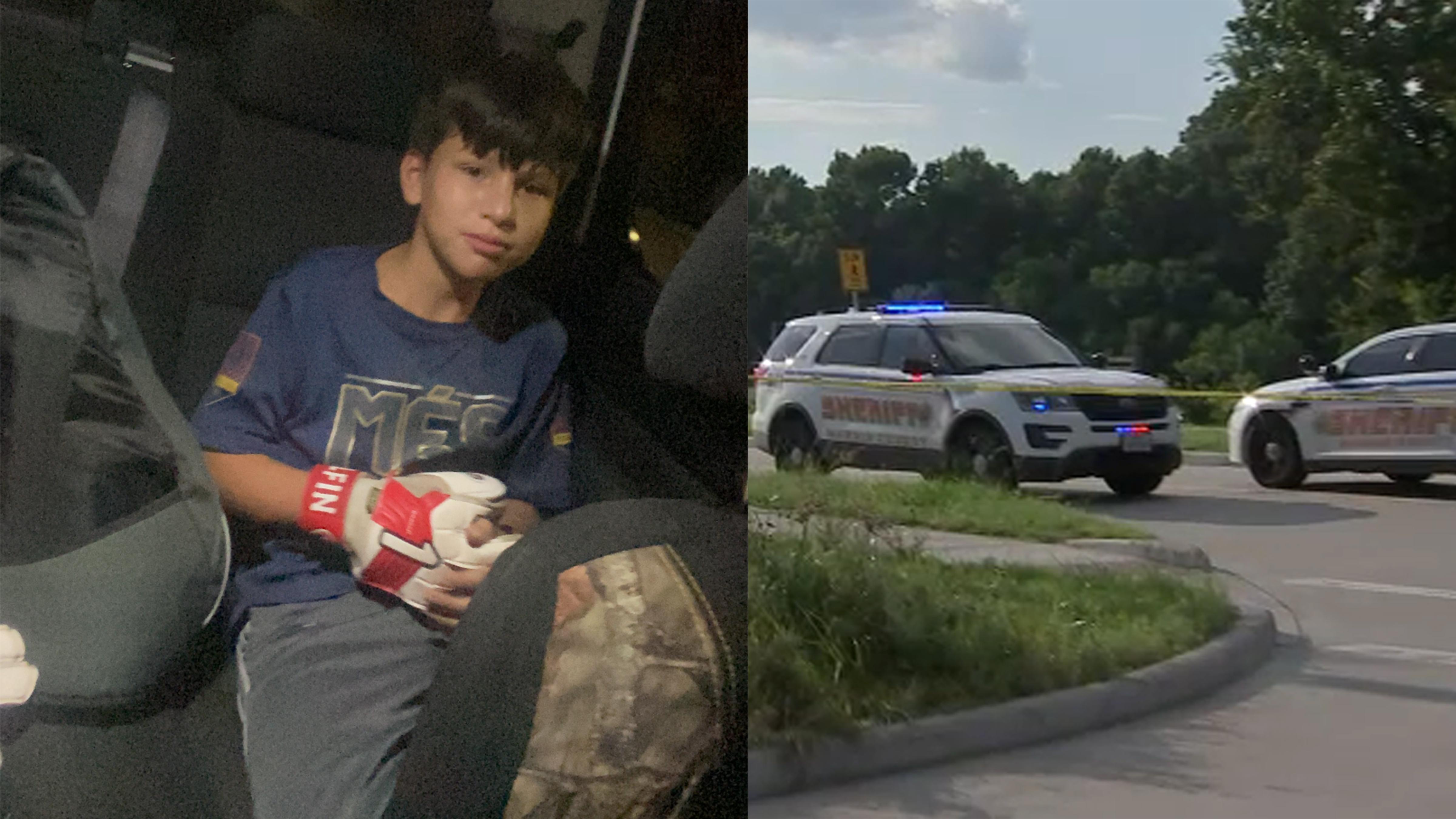 10-year-old injured in drive-by shooting in N. Harris County, deputies say