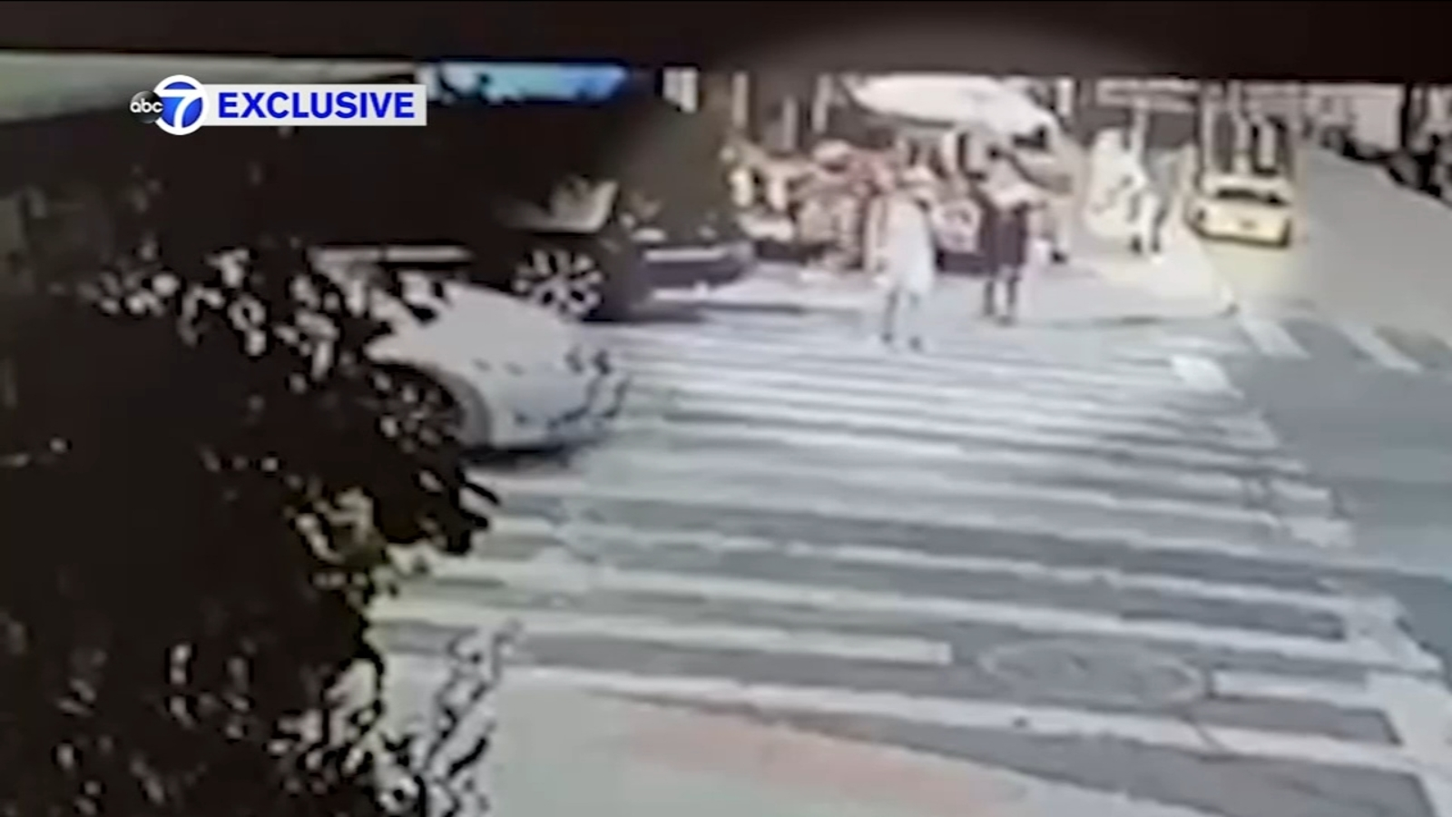 abc7ny.com: Exclusive: Asian woman recounts moment she was shoved into moving vehicle in Chinatown