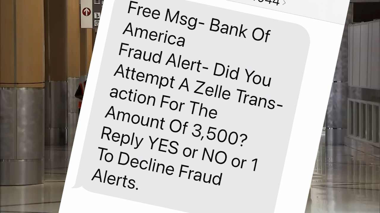 School nurse falls victim to scam targeting Bank of America and Zelle customers