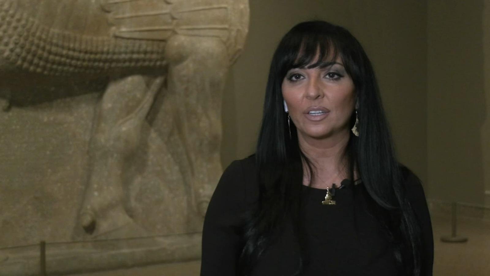Skokie woman named a Nobel Peace Prize nominee for Iraqi Christian humanitarian work