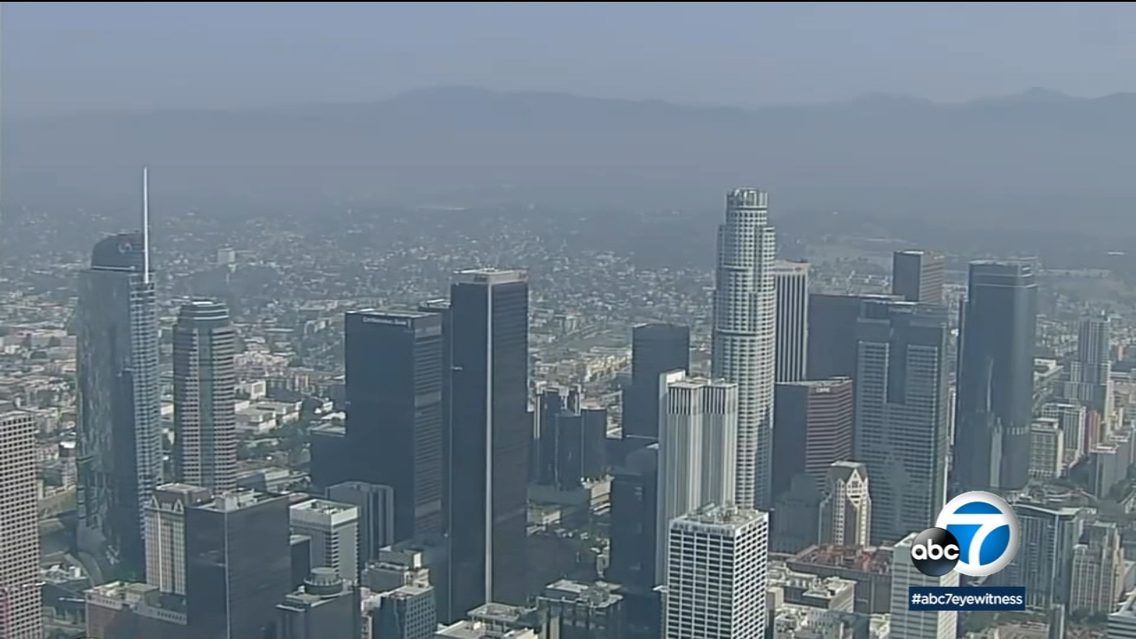 Is the air quality index in your area safe? See map of Southern California for the latest info