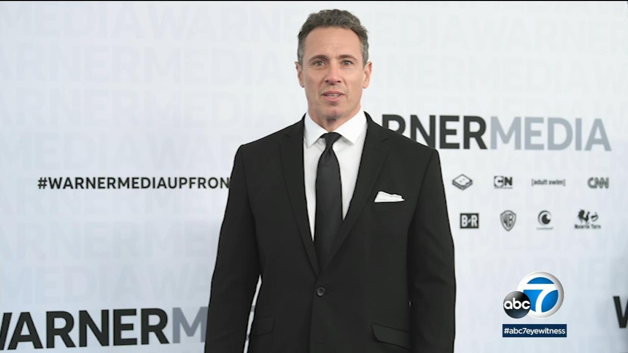 Former ABC News executive says Chris Cuomo sexually harassed her 16 years ago