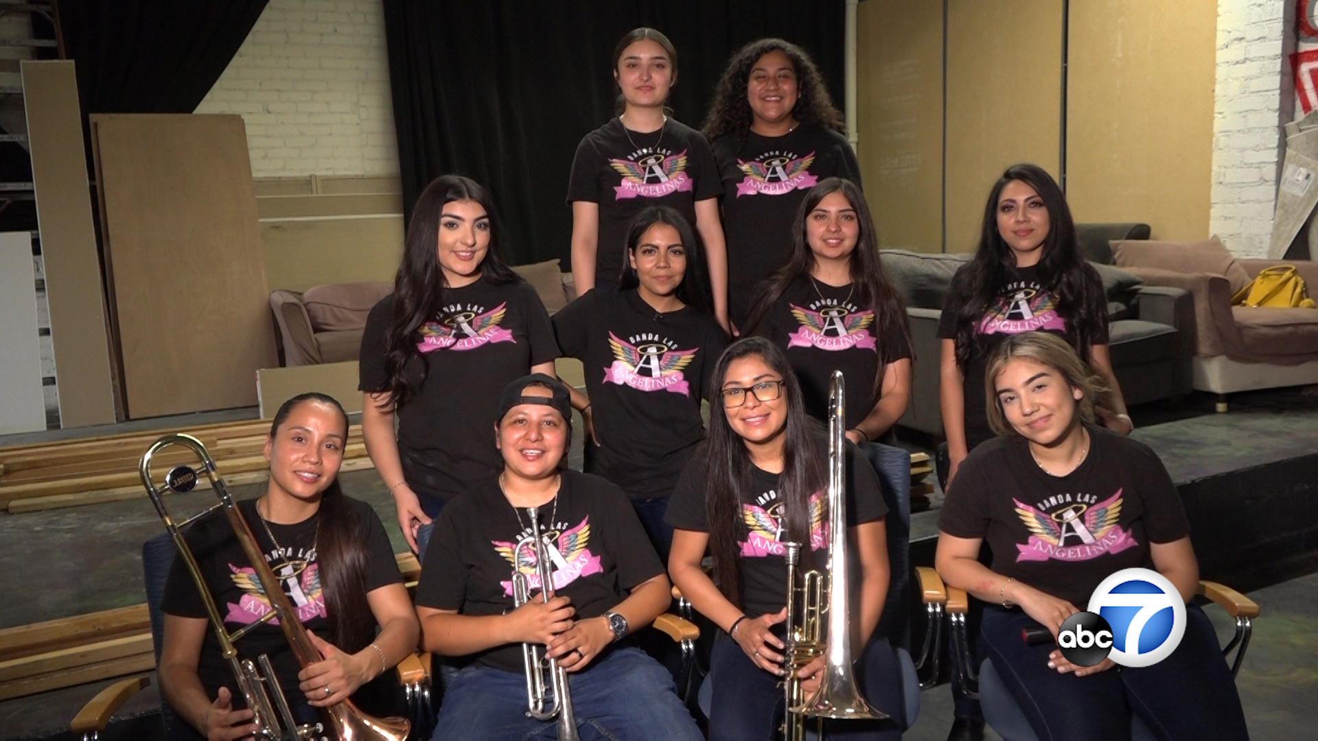 All-female banda group from LA challenging industry norms