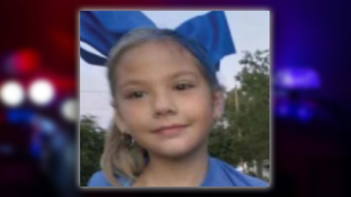 AMBER ALERT CANCELED: Jessi Lowrey, 7, found alive