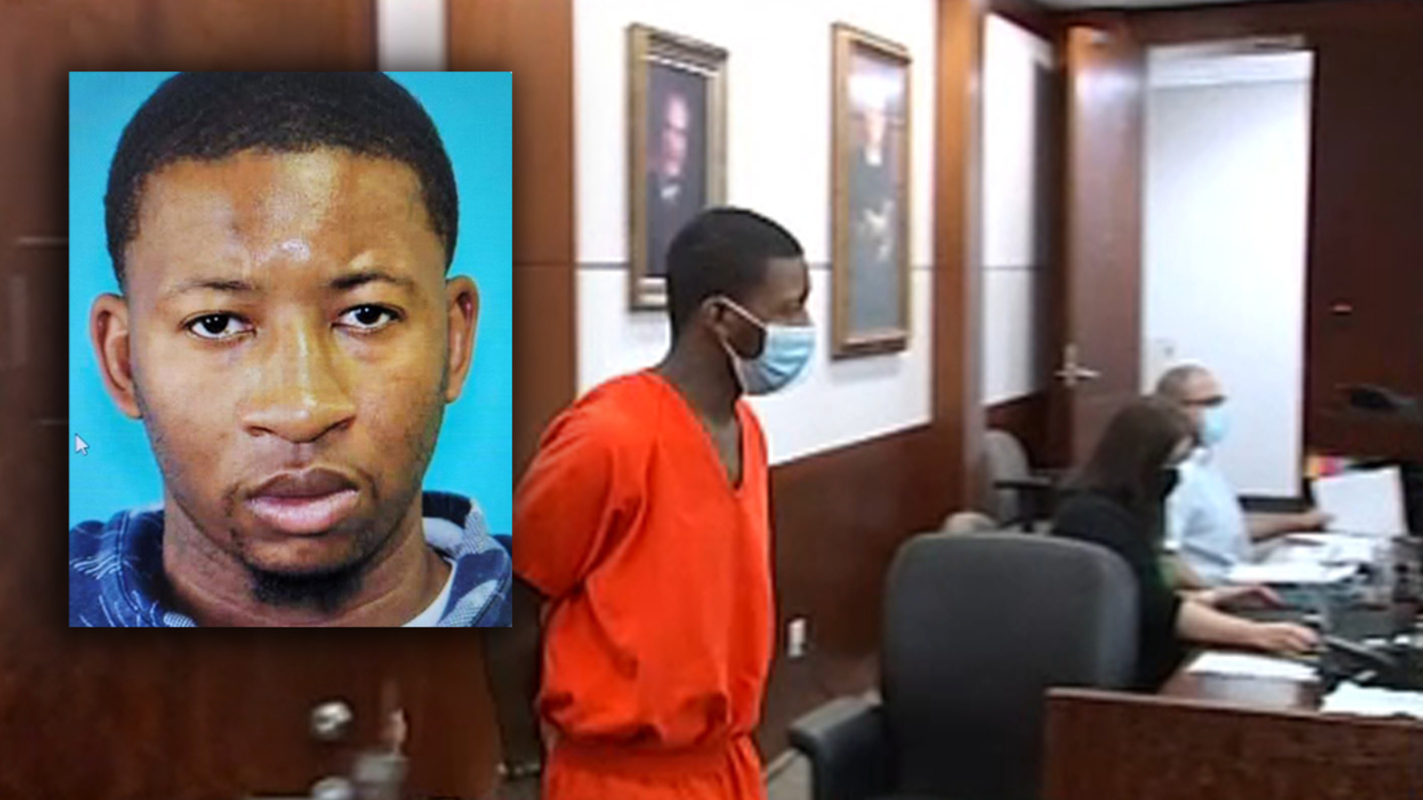 Gerald Williams released on bond in 17-year-old David Castro's road rage murder after an Astros game - KTRK-TV
