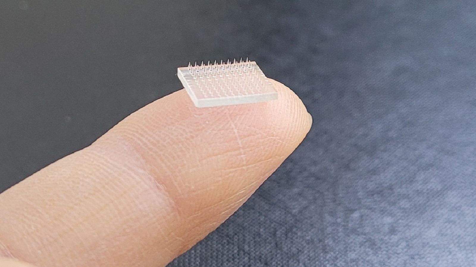 3-D printed vaccine patch pioneered at UNC could revolutionize how we distribute vaccinations