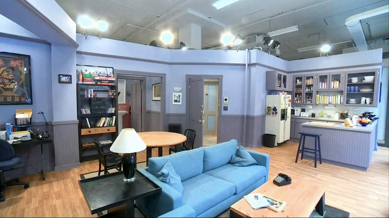 'Seinfeld: The Apartment' features a replica of Jerry's iconic Upper West Side apartment.