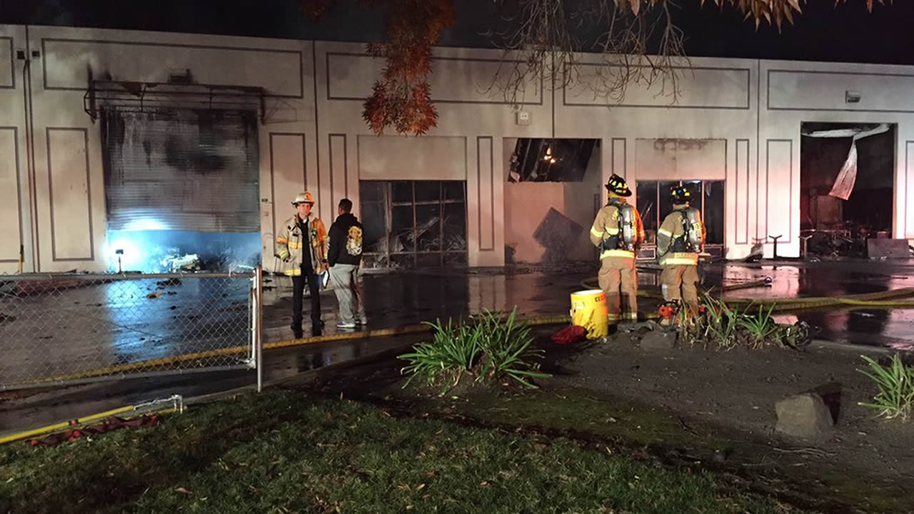 Concord Office Furniture Store Fire Caused $4M In Damage