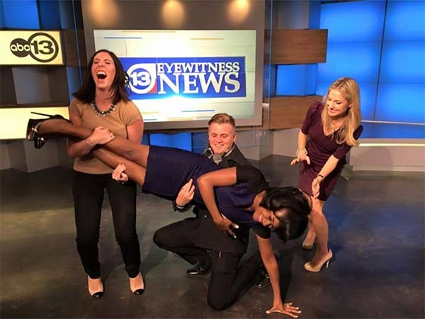 "<div class=""meta image-caption""><div class=""origin-logo origin-image none""><span>none</span></div><span class=""caption-text"">When @SteveABC13 @SamicaKnight13 @KatherineABC13 and @CourtneyABC13 tried to show their support for UH Coogs, things went a little, um, wrong.</span></div>"