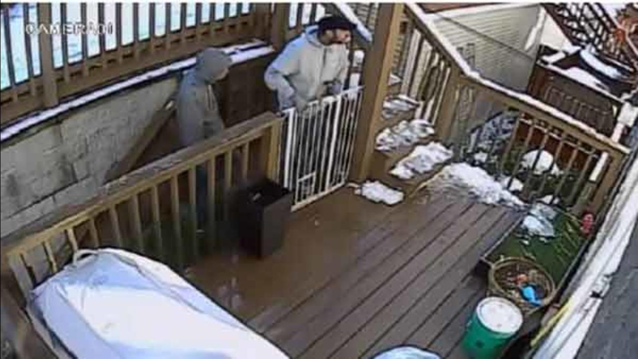 lincoln park burglaries