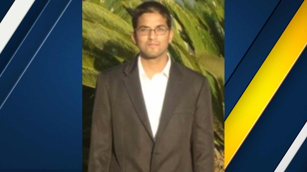 An undated photo of San Bernardino shooting suspect Syed Rizwan Farook, 28, obtained by ABC News on a Muslim-oriented dating site.